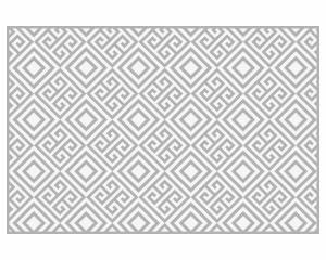 Alfombra vinílica Diagonal