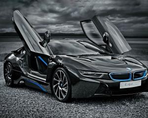 Alfombra vinílica BMW