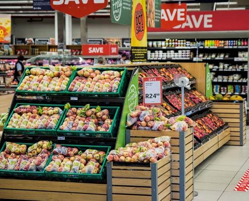 Vinilo seguridad supermercado 2